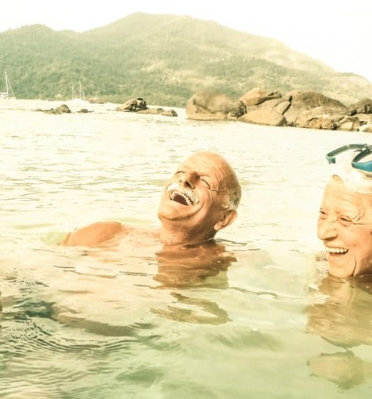 senior travel can help you to find peace and joy
