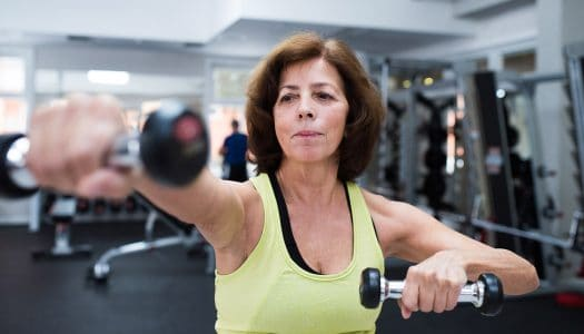 4 Painless Steps to Starting Weight Lifting for Seniors