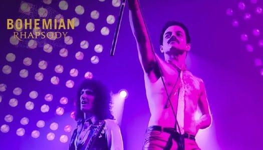 Queen Fans, Brace Yourselves, New Clip from Bohemian Rhapsody Will Rock You!