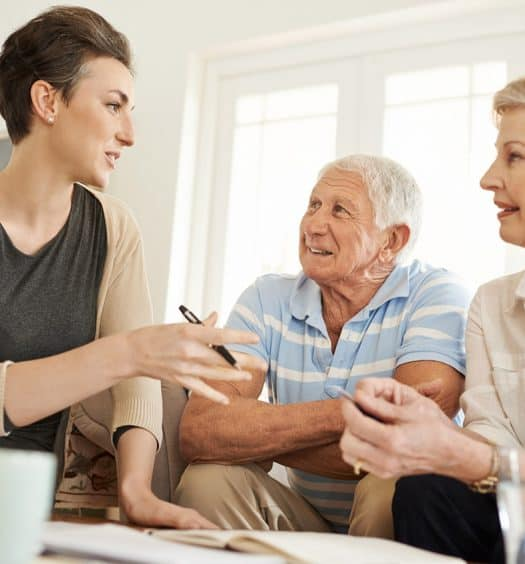 older adults financial advice