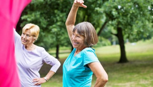 Get Fit, Have Fun and Make New Friends After 60