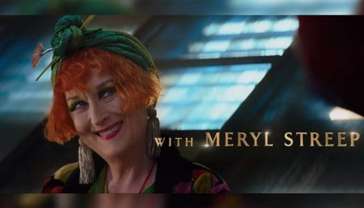 """Meryl Streep is Magical in """"Mary Poppins Returns"""""""
