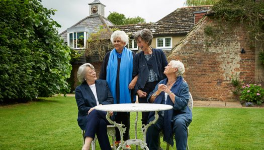 Tea with the Dames: Not Your Average Tea Party