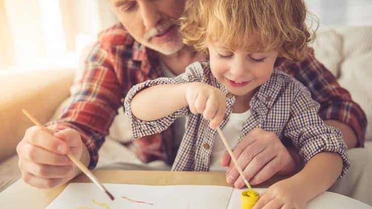 Creating-Art-with-Your-Grandchildren
