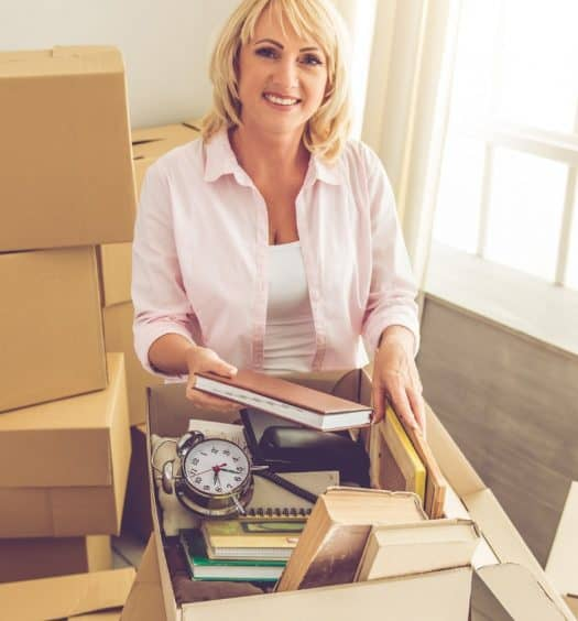 Drowning in Stuff 8 Simple Steps to Downsizing Bliss