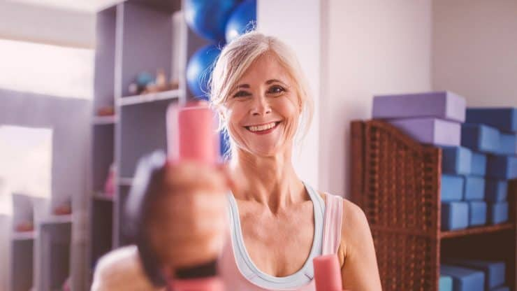 fitness over 60