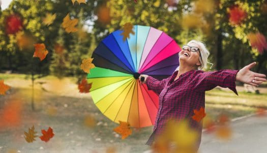 3 Ideas to Help You Add Stunning Fall Colors to Your Mature Plus-Size Wardrobe