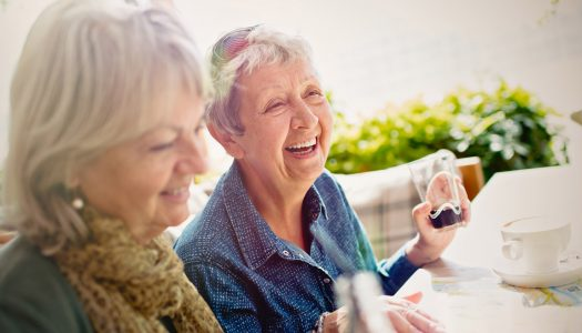 5 Science-Backed Reasons Why Being Social Is Good for Your Health in Your 60s and Beyond