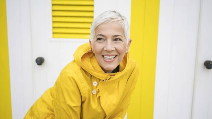 Fashion for Mature Women the Surprising Connection Between Color and Self Confidence