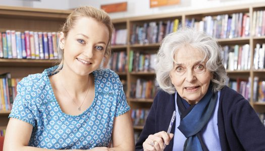 Embracing Elder Care: The Next Generation of Talented, Passionate Women