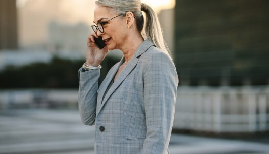 Fashion for Older Women: 5 Business Looks that Get Attention