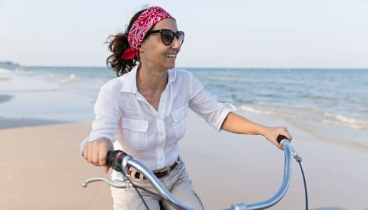 Is Bike Riding Still an Option for Those Over 60?