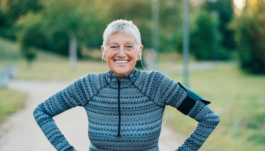 The Power of Perspective in the Life of a 60-Plus Year Old Woman