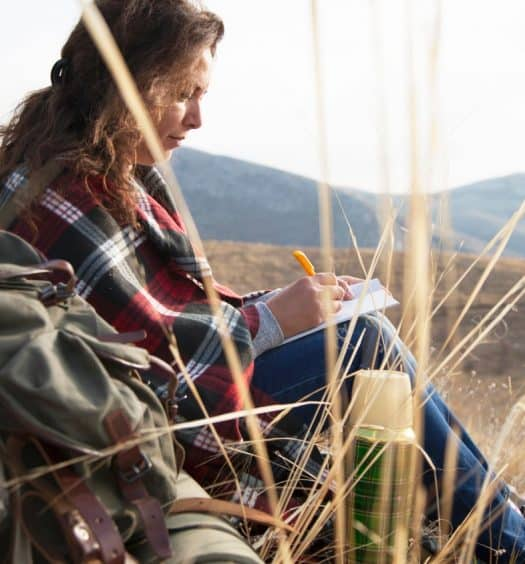 woman-sits-in-nature-5 Powerful Reasons to Write Your Legacy Story