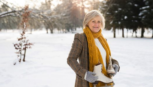 Don't Hibernate This Winter! 3 Tips to Help 60+ Women Get Outdoors and Stay Healthy