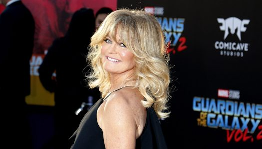 Goldie Hawn Reflects on Life at 73