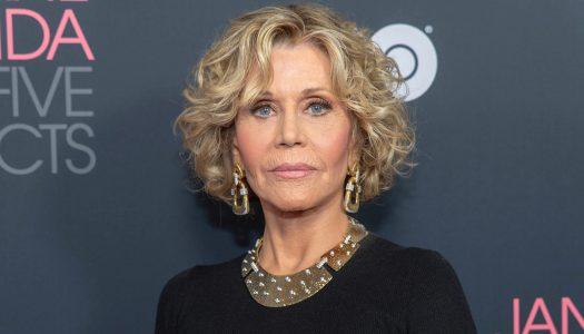 Jane Fonda's Fabulous Fall Style