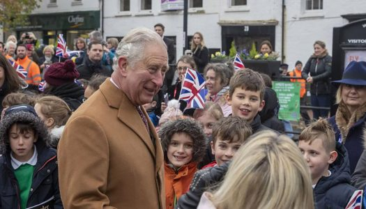 Prince Charles, 70, Is Really Just a Big Kid at Heart