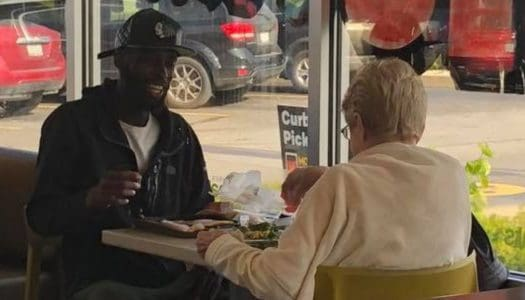 Serving Up More Than Happy Meals: Unlikely Friendship Begins at McDonald's