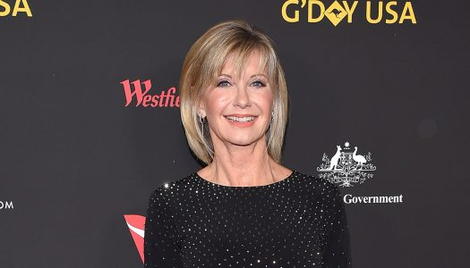 This is Why Olivia Newton-John is A True Warrior