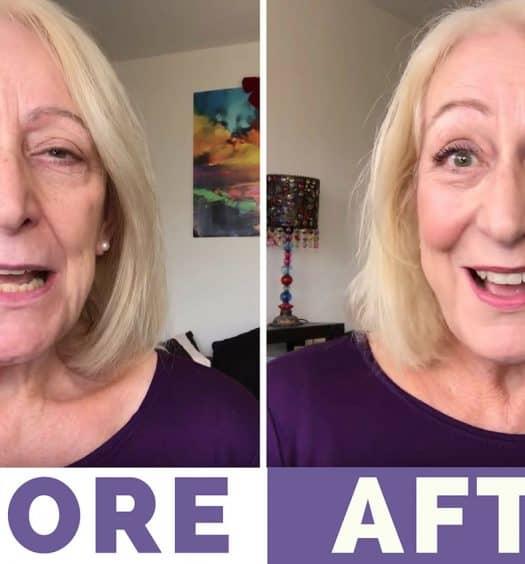 "My ""Trend it Up"" Makeup for Women Over 60 Tutorial"
