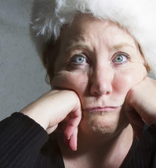 Woman-Over-60-Holiday-Blues