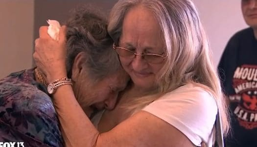 A DNA Test Leads to a Real-Life Christmas Miracle for This 88-Year Old Woman