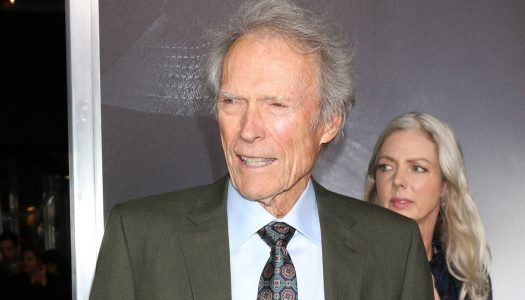 Clint Eastwood's Huge Family Affair