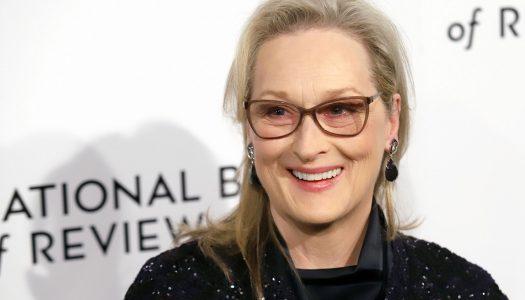 Meryl Streep Takes 'Basic Black' from Basic to Beautiful!
