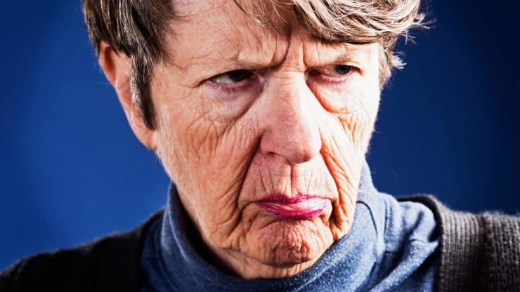 Grumpy-Old-Woman