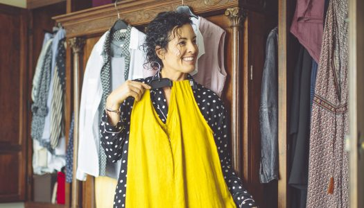 Do Your Clothes Spark Joy After 50? (Do They Have to?)