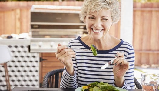 Senior Weight Loss 101: What Is the Microbiome Diet?
