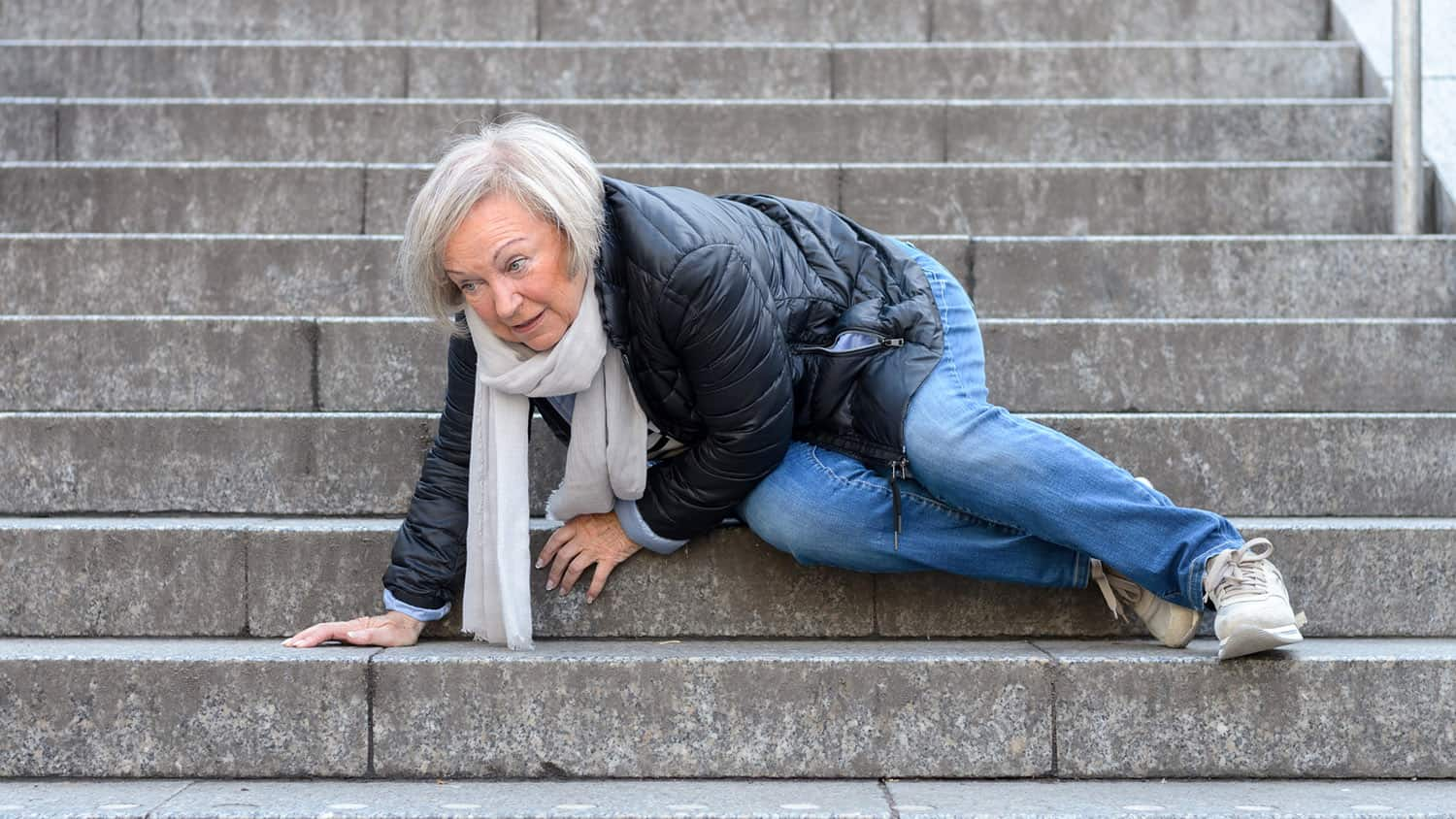 Balance for Seniors: 600,000+ Seniors Die from Falls Each Year… Don't Be a Statistic!