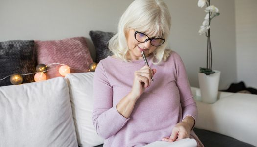 Always Dreamed of Writing a Book in Your 60s? Prepare Well and Find the Perfect Writing Space