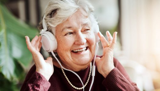 Can Music Make Your Aging Parents Less Cranky? You Won't Know Until You Try!