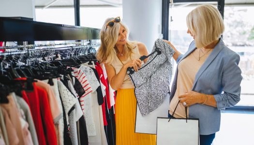 Fashion for Mature Women: 5 Tips for Using Style to Your Best Advantage