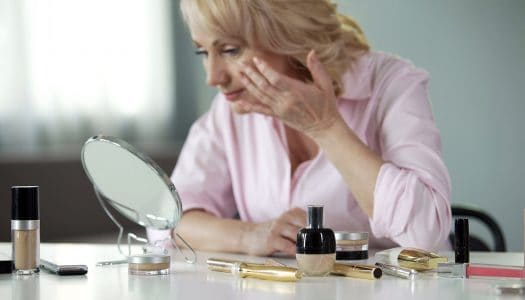 How to Determine the Right Concealer Shade for Your Beautiful Aging Skin