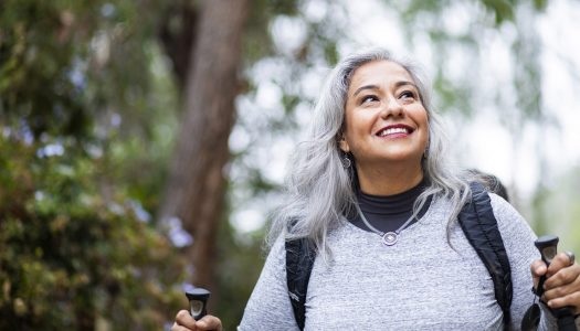 Be Nice to Yourself: Go Outside at 60 and Beyond