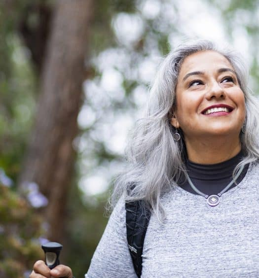 Be Nice to Yourself Go Outside at 60 and Beyond