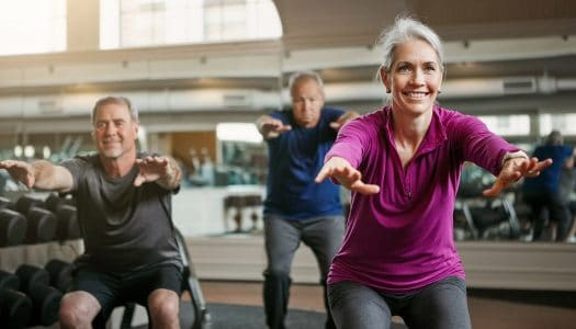 The Squat – Can You Do It After 60?