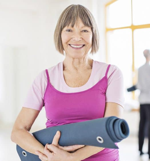 Yoga for Seniors Gently Relax and Soothe Your Joints