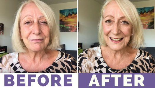"My Fab Makeup for Mature Women: ""Less is More"" Summer Look and Tutorial"