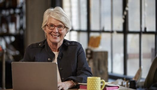 4 Benefits of Going Back to Work as an Older Woman