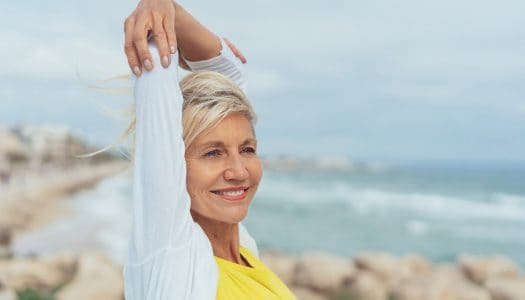 Pure Bliss! 28-Min Yoga for Seniors Class with Focus on Balance (Part 7/8)