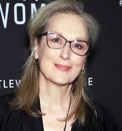 "Meryl Streep as Little Women's Battle-Ax ""Write Me a Good Aunt March"""