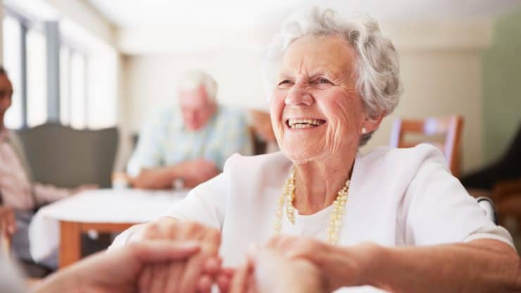 What Do Nursing Homes Do (That Hotels Don't)