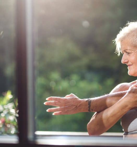 What's the Single Most Important Thing You Need to Focus on to Stay Fit and Active as You Age
