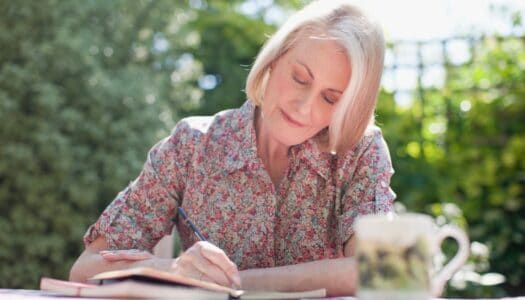 Writing a Letter to Your Deceased Spouse – How and Why Would You Do It?