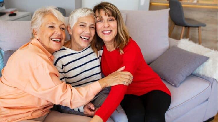 evaluating friendships after 60