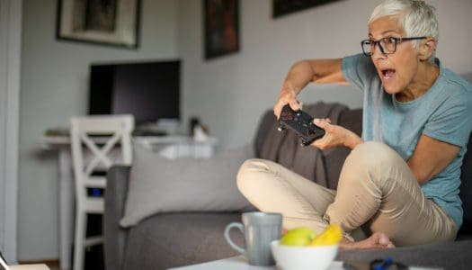 Online Video Gaming for Seniors – A Game Changer or an Addiction Gateway?
